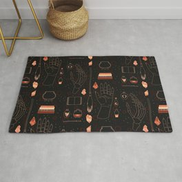 Fire Witch Starter Kit Rug
