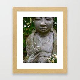 Spiritual Healer Framed Art Print