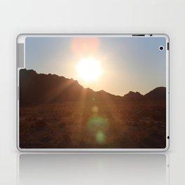 Sunrise in PalmSprings Laptop & iPad Skin