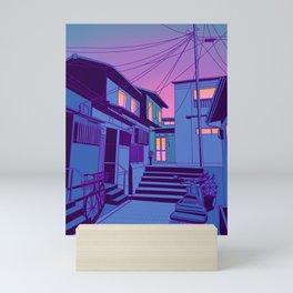 Kyoto Alley Mini Art Print
