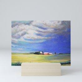 Storm Coming Mini Art Print
