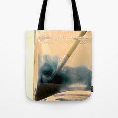 Paint Brush Wash Up Tote Bag