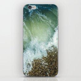 Falling Freely iPhone Skin
