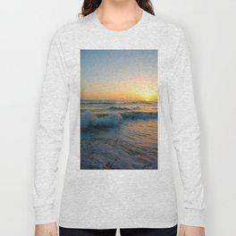 Ocean Sunset 4 Long Sleeve T-shirt
