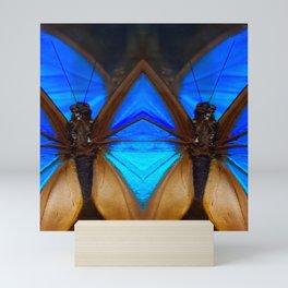Butterfly Sentinels Mini Art Print