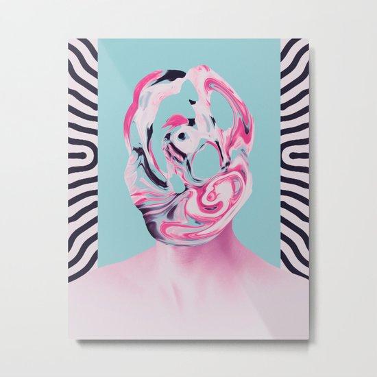 Abace Metal Print