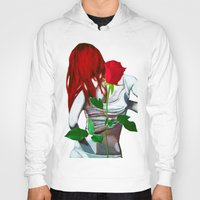 mia wallace Hoodies featuring Mia by Lee Wilde