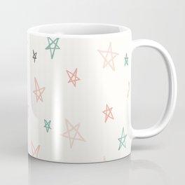 Messy Stars Coffee Mug