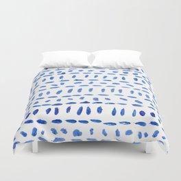 Ultra Blue I Duvet Cover