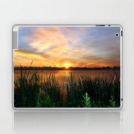 Sunrise At the Lake Laptop & iPad Skin