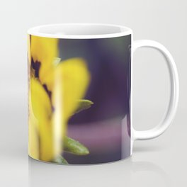 Summer in a sunflower - Floral Photography #Society6 Coffee Mug