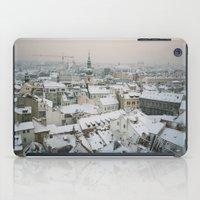 prague iPad Cases featuring Prague by BriAnneWills