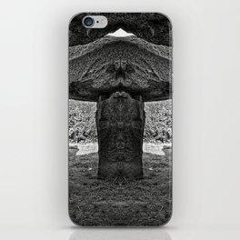 Alien Dolmen iPhone Skin