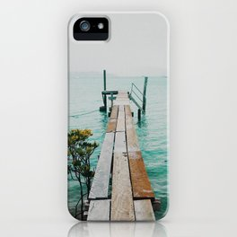 walk the plank iPhone Case