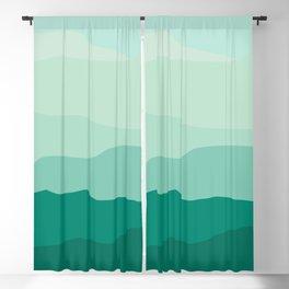 Hills Blackout Curtain