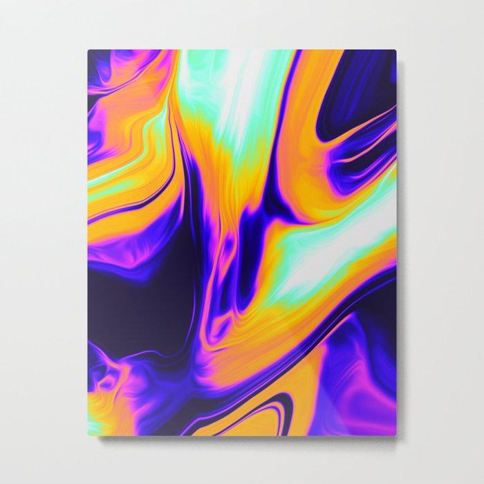 Salom Metal Print