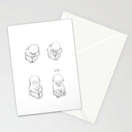 Sigh Stationery Cards