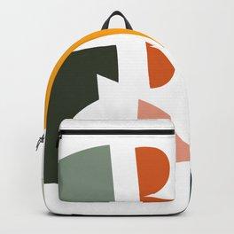 It's A Process Shape Study 002 Backpack