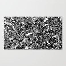 DDWIWDD (Still Frame 2) Canvas Print