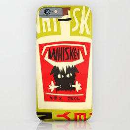 Whiskey Buffalo iPhone Case