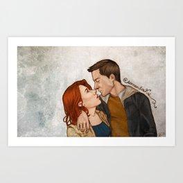 Remember Us Art Print