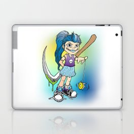 ZombieGirl Laptop & iPad Skin