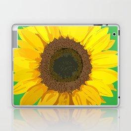 Follow the sun Laptop & iPad Skin