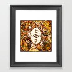 Beth (#TheAccessoriesSeries) Framed Art Print