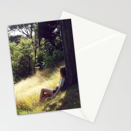 We Live In A Beautiful World Stationery Cards