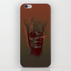 Head iPhone & iPod Skin