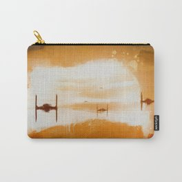 Tie Sunset Carry-All Pouch