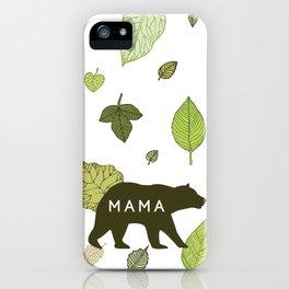 Mama Earth iPhone Case