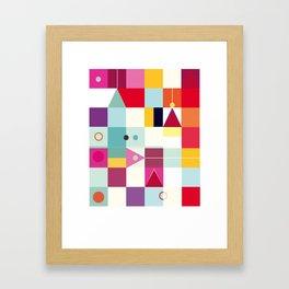 Energy Framed Art Print