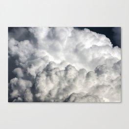 Cumulonimbus Clouds 10 Canvas Print