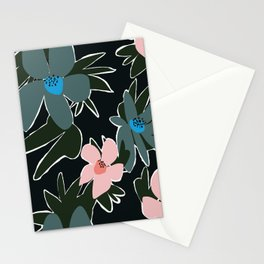 Forest Florals Stationery Cards
