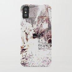 G82ixn45 iPhone X Slim Case