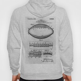 1938 Football Hoody