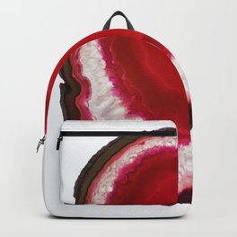 Pomegranate Agate Backpack