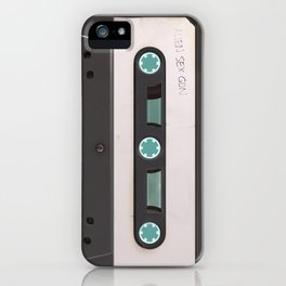 Long Play iPhone Case