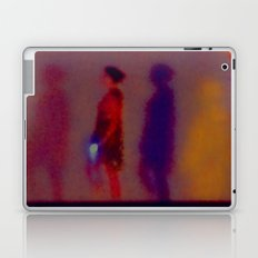 Walking In The Dark Laptop & iPad Skin