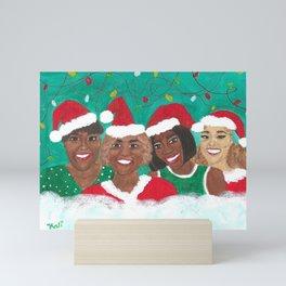 Insecure Christmas Mini Art Print