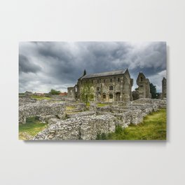 Binham Priory 2 Metal Print
