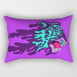 Mighty Tiger Rectangular Pillow