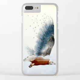 Ascend Clear iPhone Case