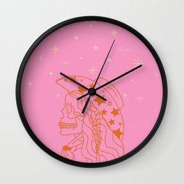Love or Die Tryin' - Rhinestone Cowgirl Wall Clock