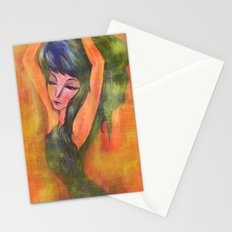 Dancing in Light Stationery Cards