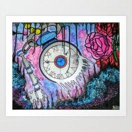 Timeless Space Art Print