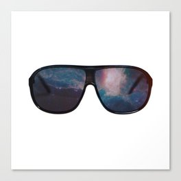 """Space Shades"" Canvas Print"