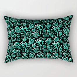 Joshua Tree Verde by CREYES Rectangular Pillow