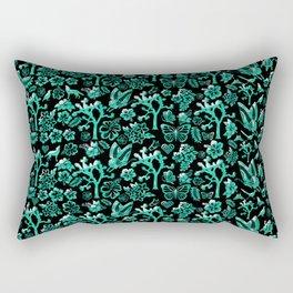 Joshua Tree Verde by CREYES Rectangular Pillow